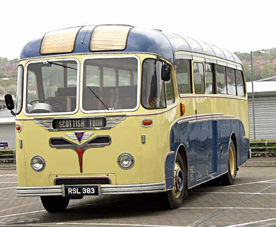 AEC Regal IV, RSL383