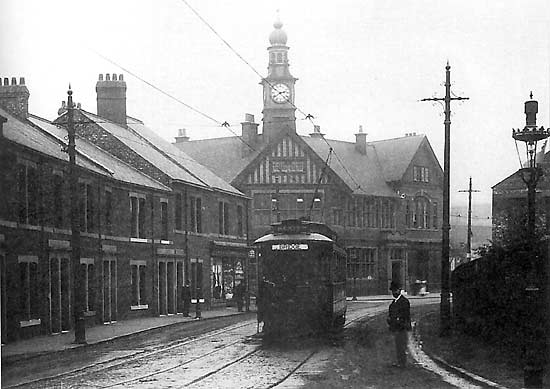 Ord Arms, Scotswood. 1906